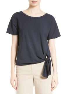 Theory Dorotea T Side Tie Top