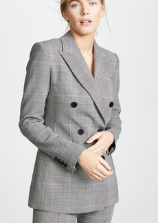 Theory Double Breasted Power Jacket