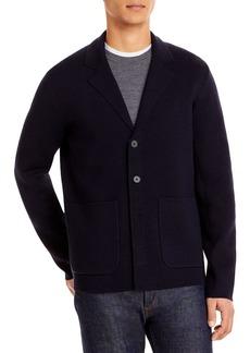 Theory Eadgar Knit Wool Three-Button Sport Coat