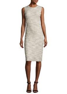 Theory Eano Branson Knit Sheath Dress
