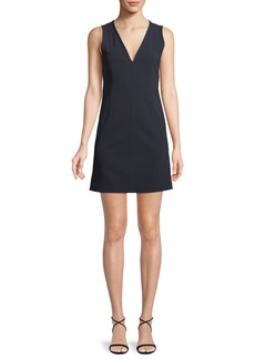 Theory Easy Perform Tech Shift Dress