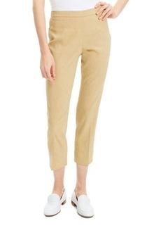 Theory Eco Crunch Wash Basic Pull-On Pants