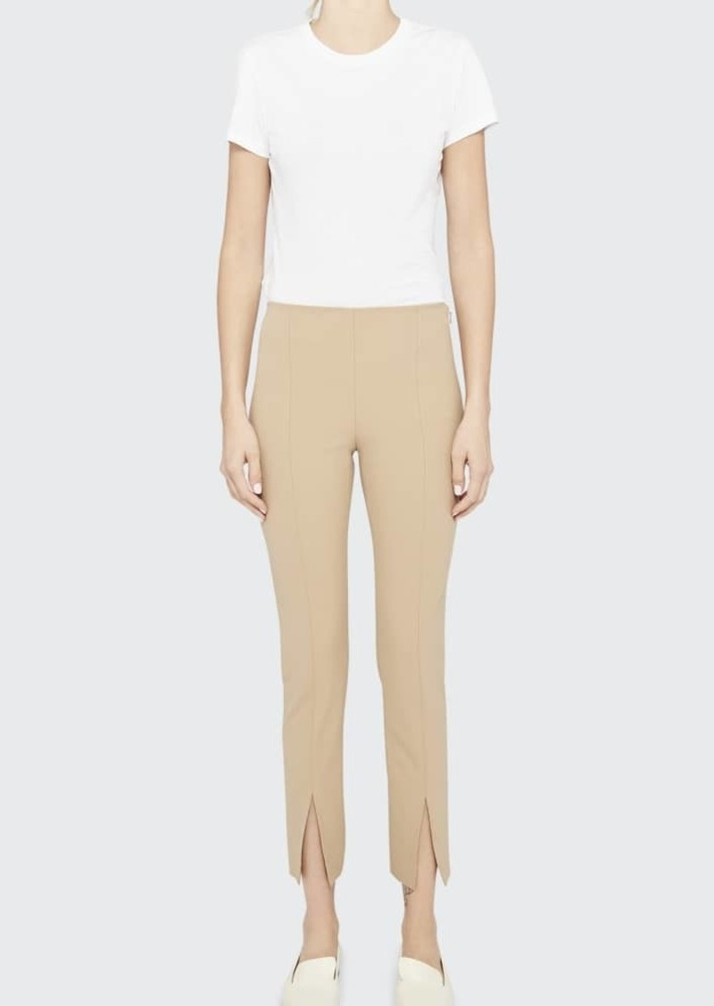 Theory Eco Seamed Slit Leggings