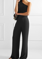c06e377755e8 ... Theory Eilidh one-shoulder crepe jumpsuit ...