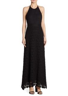 Theory Elizabetha Daisy Lace Dress
