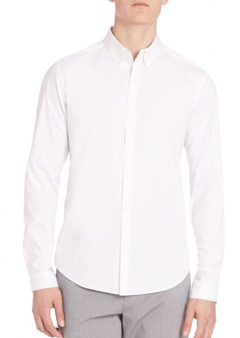 Theory Eric Ostend Dress Shirt