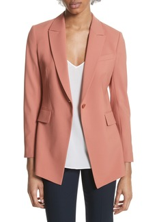 Theory Etienette B Good Wool Suit Jacket