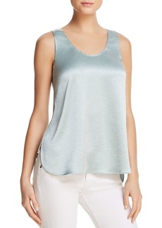 Theory Everyday Satin Tank
