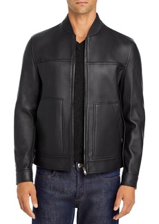 Theory Fletcher Plover Leather Jacket - 100% Exclusive