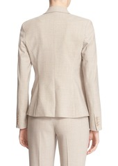 Theory 'Gabe' Stretch Wool Blazer