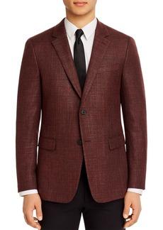 Theory Gansevoort Textured Basketweave Slim Fit Sport Coat