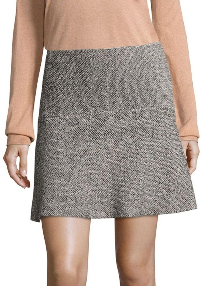 Theory Gida KM Fluted Skirt