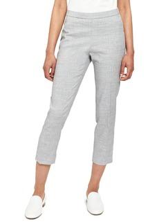 Theory Good Linen Basic Pull-On Pants