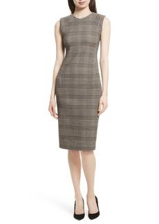Theory Hadfield B Power Sheath Dress