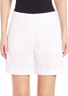 Theory Harsbie Crunch Shorts