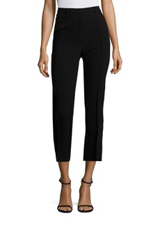 Theory Hartsdale Admiral Crepe Cropped Pants