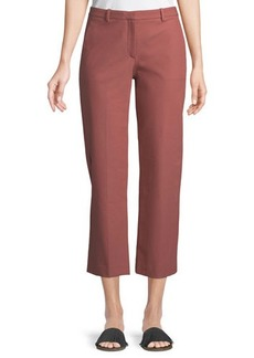 Theory Hartsdale Approach Cropped Pants