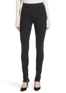 Theory High Waist Leggings