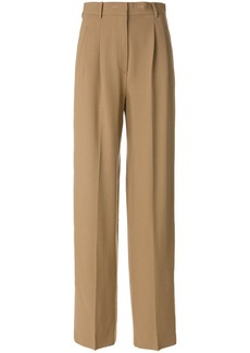 Theory high waisted pants - Nude & Neutrals