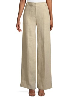 Theory Integrate Linen Piazza Pants