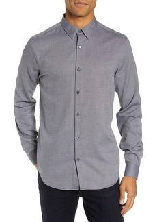 Theory Irving Archer Slim Fit Sport Shirt