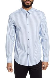 Theory Irving Dash Button-Up Shirt