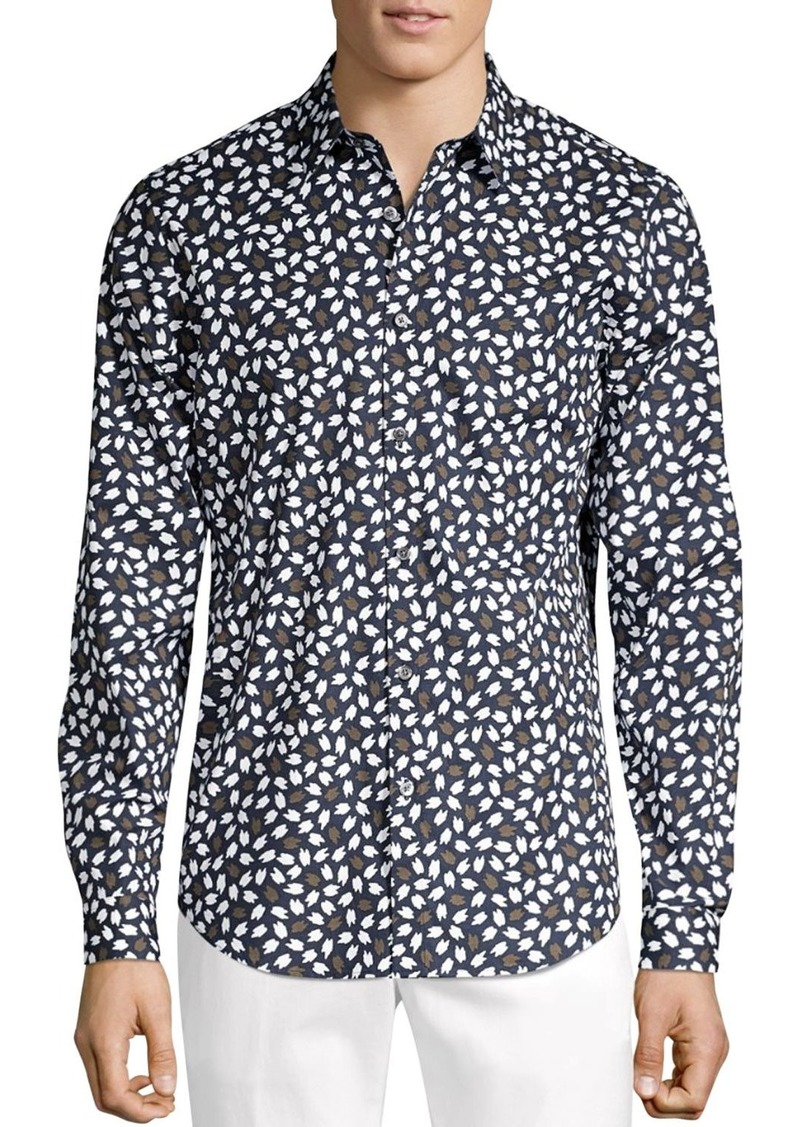 Theory Irving Driggs Regular Fit Shirt