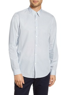 Theory Irving Malton Slim Fit Button-Up Shirt