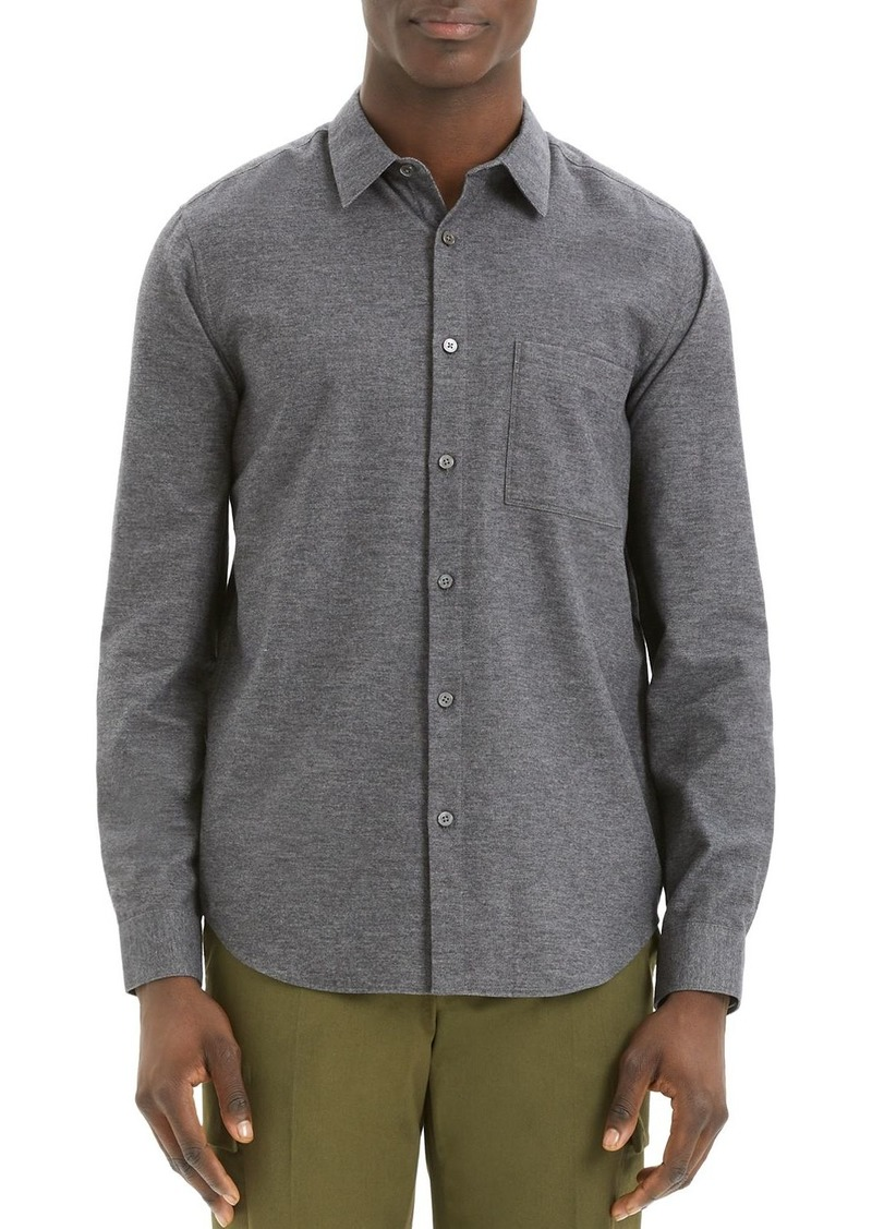 Theory Irving Maxson Regular Fit Shirt