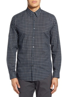 Theory Irving Newton Standard Fit Button-Up Shirt