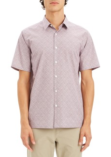 Theory Irving Regular Fit Sport Shirt