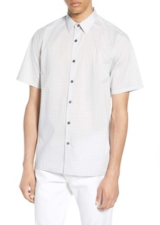 Theory Irving Sphere Slim Fit Sport Shirt