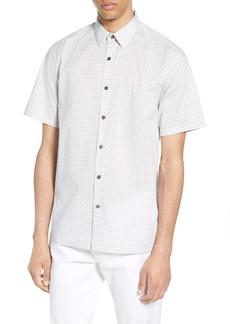 Theory Irving Sphere Regular Fit Sport Shirt