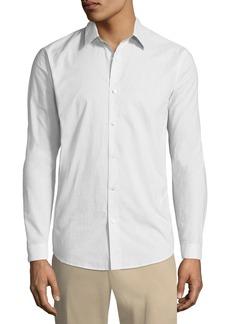 Theory Jack Light Cotton Sport Shirt