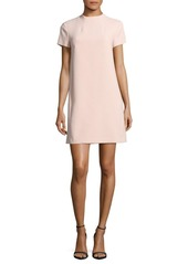 Theory Jasneah Short-Sleeve Shift Dress
