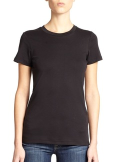 Theory Johnna Pima Cotton Tee