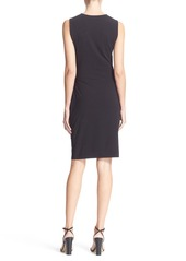 Theory 'Jorainna' Sleeveless Sheath Dress