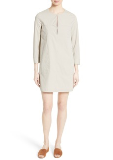 Theory Jullitah B Poplin Shirtdress