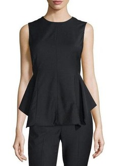 Theory Kalsing Cl. Continuous Peplum Top