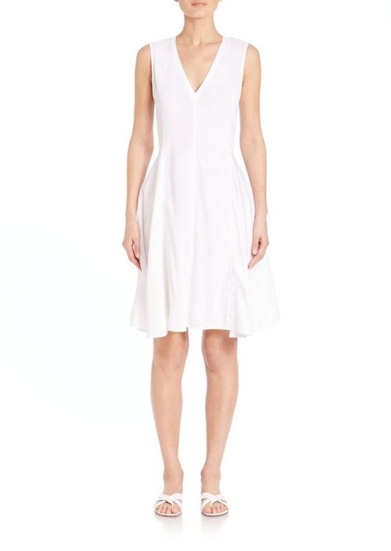 Theory Kalsington Crunch Dress