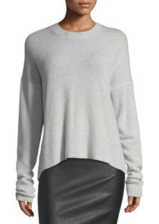 Theory Karena L. Long-Sleeve Cashmere Sweater