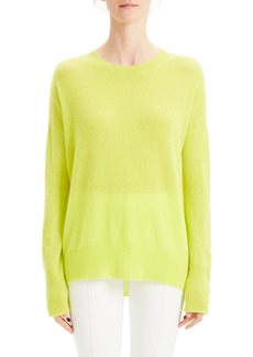 Theory Karenia Long Sleeve Cashmere Sweater