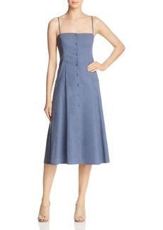 Theory Kayleigh Sleeveless Dress