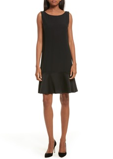 Theory Kensington Flirty Flare Dress