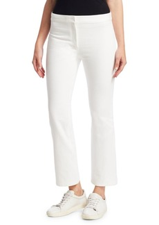 Kick Flare Cropped Pants