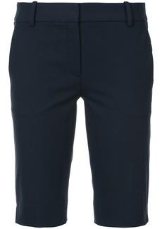 Theory knee length shorts - Blue