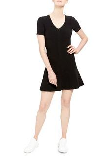 Theory Knit Mini Dress