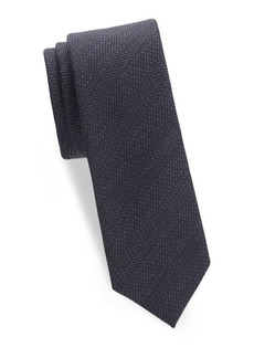Theory Knit Wool Tie
