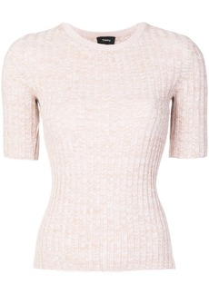 Theory knitted top - Pink & Purple