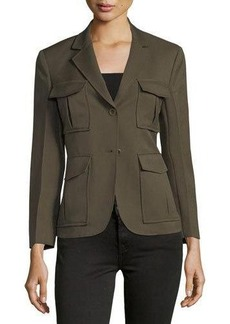 Theory Lackman Prospective Safari Jacket